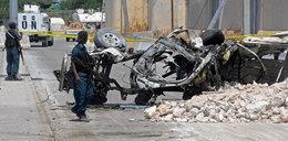 Eksplozja przed siedzibą ONZ. Nie żyje 10 osób