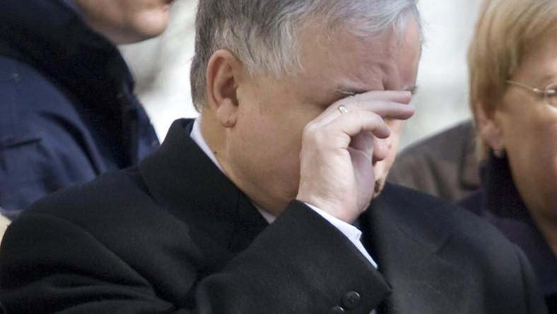 Prezydent Kaczyński wyznaje swoje błędy