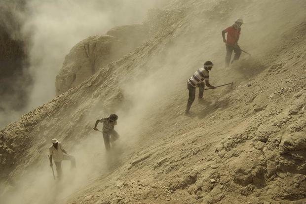 Misja Skalna w Egipcie - prace nad świątynią Hatszepsut