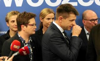 Petru: Brak poparcia dla Tuska ze strony Kaczyńskiego i rządu jest małostkowe