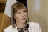 Kersti Keljulaid, EPA - VALDA KALNINA