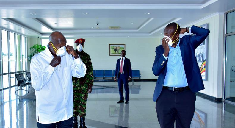 Uganda to return Kenyan truck driver who tested positive coronavirus