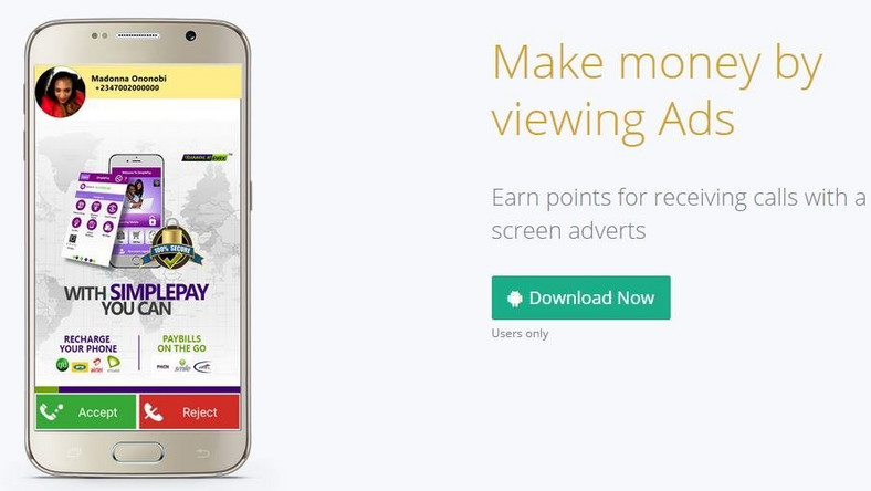 MyAds This app lets you win free credit and coupons by getting ads