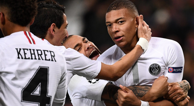 Man United 0 Vs PSG 2: Champions League tie takes over Twitter Nigeria