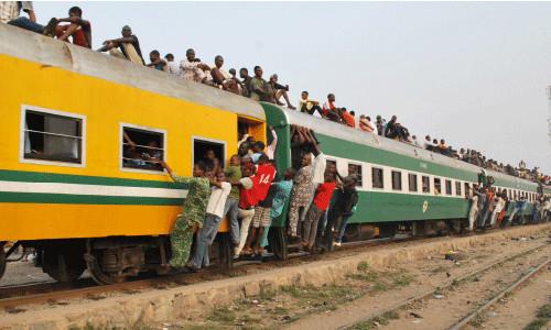 Lagosians live on the edge, basically [Lagos Television]