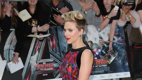 """Obłędna Scarlett Johansson na premierze filmu """"Avengers: Czas Ultrona"""""""