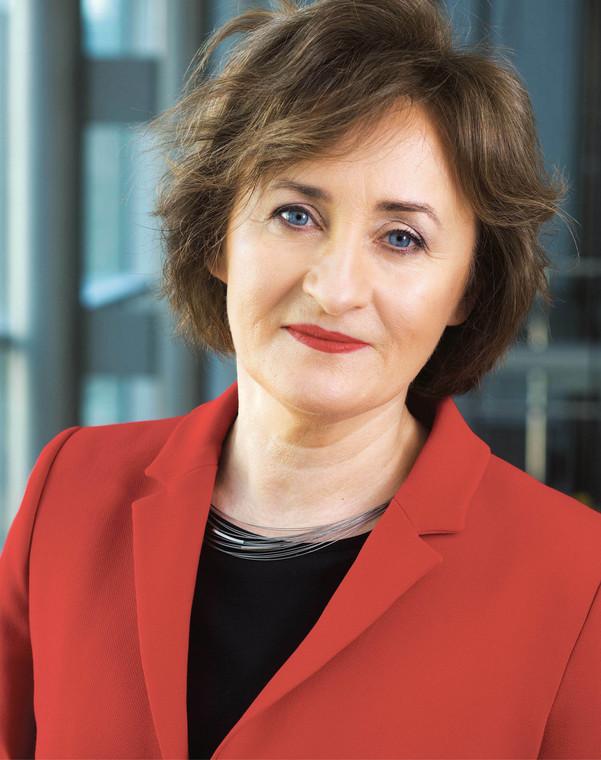 Dr Agnieszka Baklarz dyrektor departamentu kontroli w Polskiej Agencji Nadzoru Audytowego  fot. Materiały prasowe