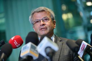 SN: Sprawa immunitetu sędziego Wróbla odroczona bez terminu