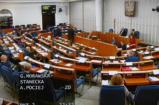 Senat za zamianami porządkującymi w ustawach podatkowych