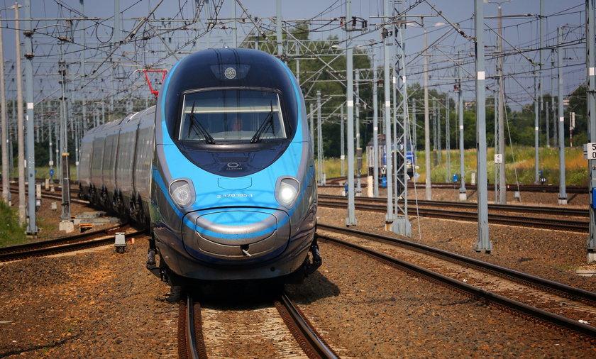 Podejrzany pakunek w Pendolino. Ewakuowano dworzec PKP w Gdyni