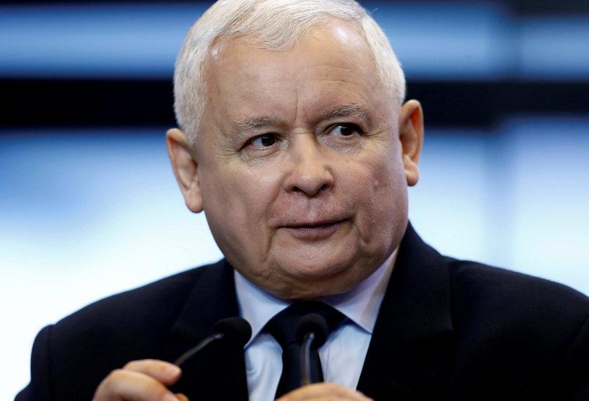 Kaczyński ujawnia, co powiedział prezydentowi