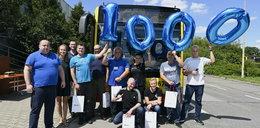 W MPK pracuje już 1000 kierowców autobusów