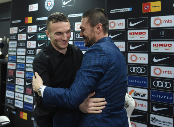 Đorđe Ivanović i Ivica Iliev