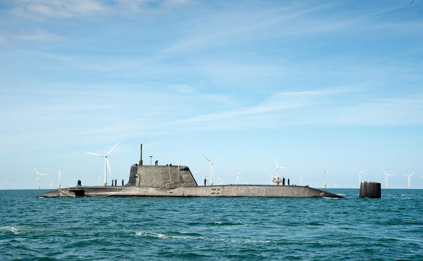 Royal Navy dostanie nowy okręt podwodny