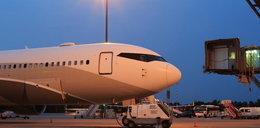 Abramowicz wylądował swoim Boeingiem na Lotnisku Chopina