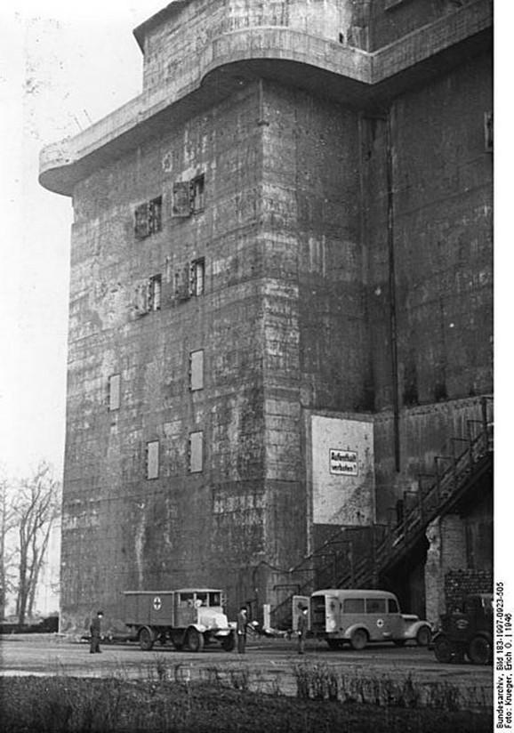 Zoo toranj 1946.