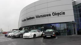 Drugi salon Porsche w Warszawie