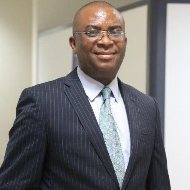 Isaac Okoroafor, Director, Corporate Communications Department, CBN