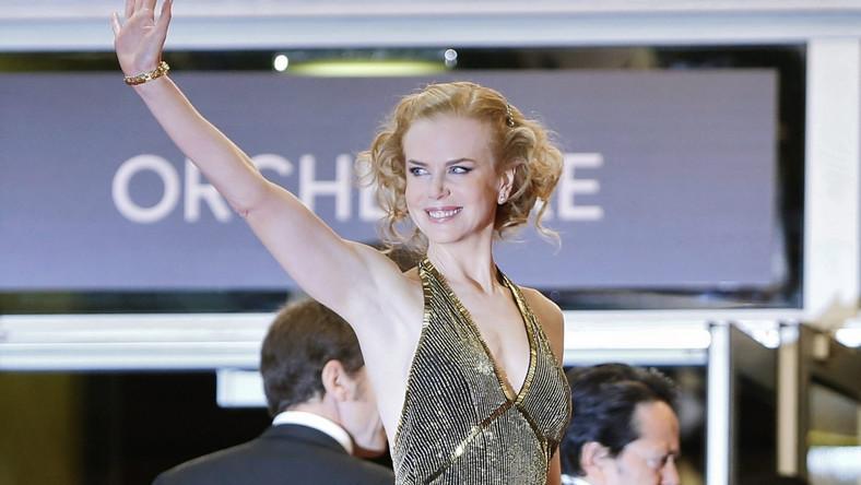 Nicole Kidman na festiwalu w Cannes