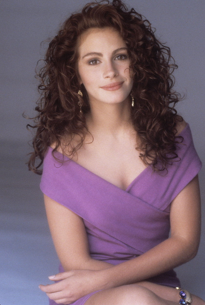 Julia Roberts w Pretty Woman