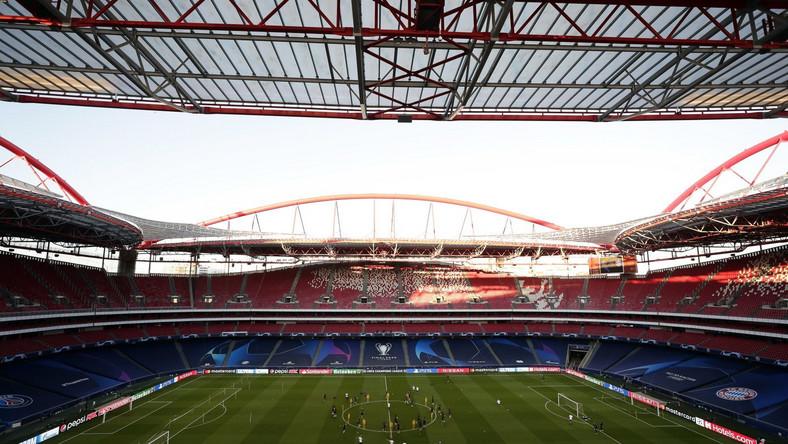 Finałowy turniej Ligi Mistrzów rozgrywany jest w Lizbonie