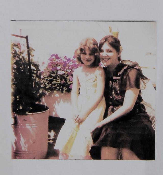 Isidora Minić sa mamom