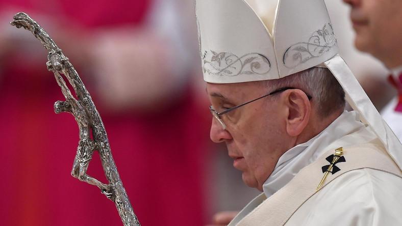 Papież Franciszek ruszył z pierwszą ze swoich wielkich reform