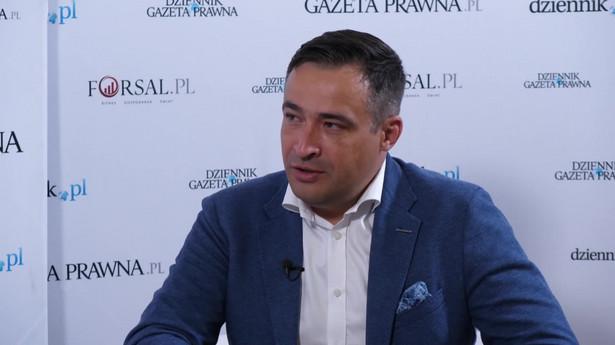 Artur Wasil, prezes spółki Lubelski Węgiel Bogdanka SA