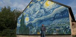 Najlepiej pomalowana wieś w Polsce