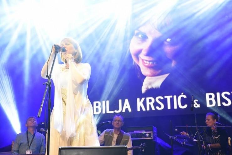 Bilja Krstić, Serbia World music festival, Gornji Milanovac