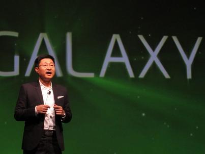 Gregory Lee, dyrektor Samsunga na Amerykę Północną