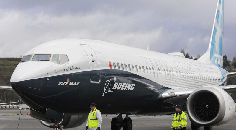 The first Boeing 737 Max recertification flight just landed, marking a new milestone for the troubled jet (BA)