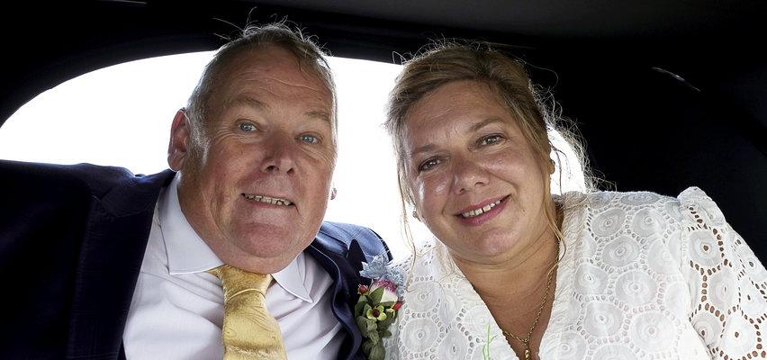 Zakochali się jako nastolatkowie. Po 36 latach odnaleźli się i wzięli ślub