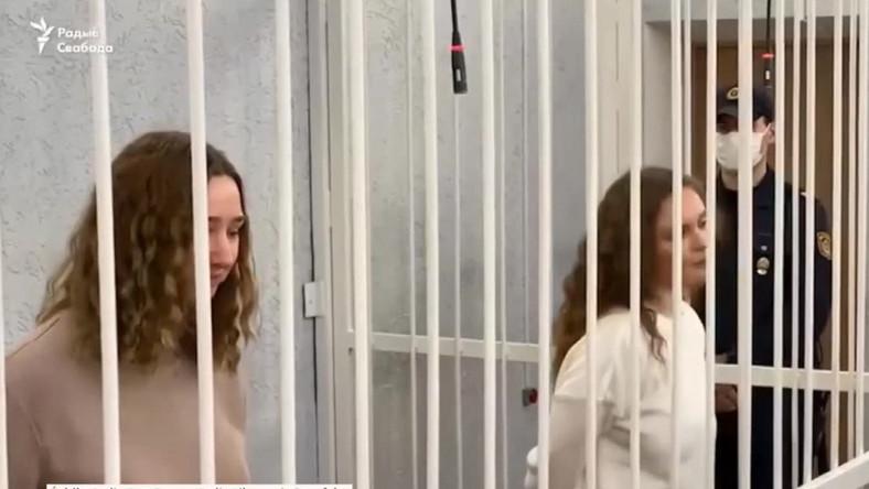 Daria Czulcowa i Kaciaryna Andrejewa