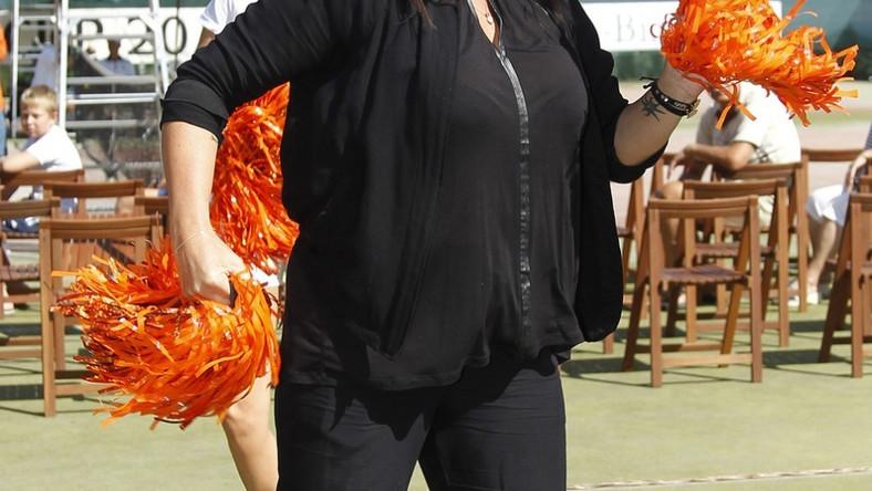 Kilka lat temu tancerka przeszła restrykcyjną dietę i wyglądała znakomicie, ale...