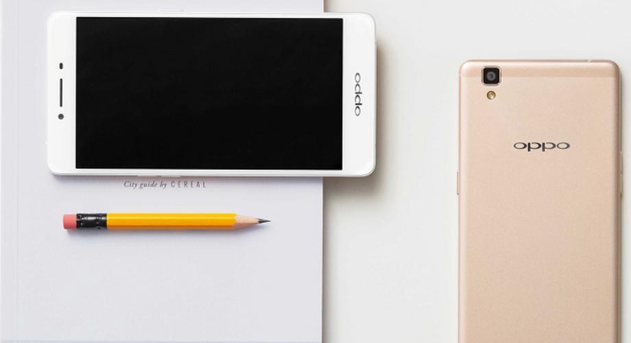 Oppo R7s: 4 GByte RAM, Snapdragon 615 und Full HD