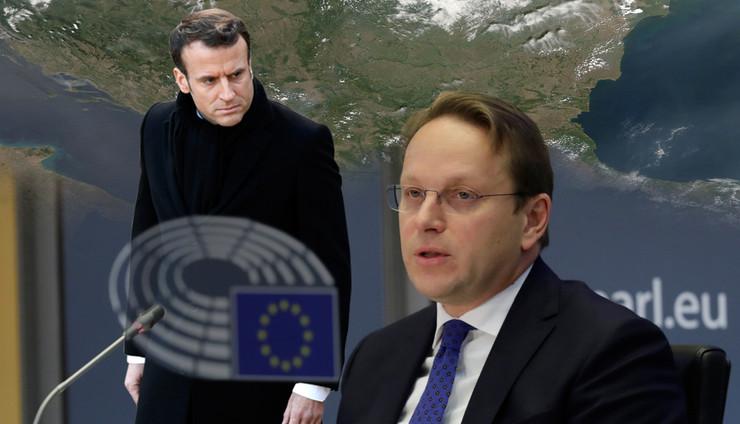 Oliver Makron, Oliver Verhelji, EU, kombo