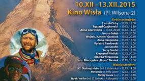 12. Warszawski Przegląd Filmów Górskich w dniach 10-13 grudnia 2015