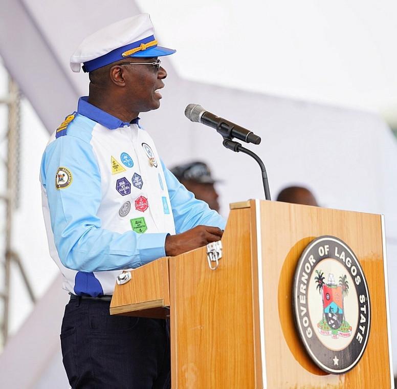 Gov Sanwo-olu inaugurates ferries in Lagos to cushion okada ban (Lagos govt)