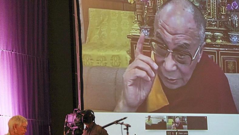 Dalajlama: Chiny są zbudowane na kłamstwach