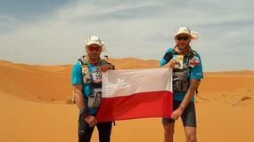 Maraton w Wadi Ramm, Polacy na starcie