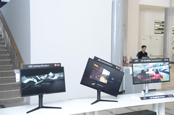 LG Gaming i UltraWide monitori najnovije generacije