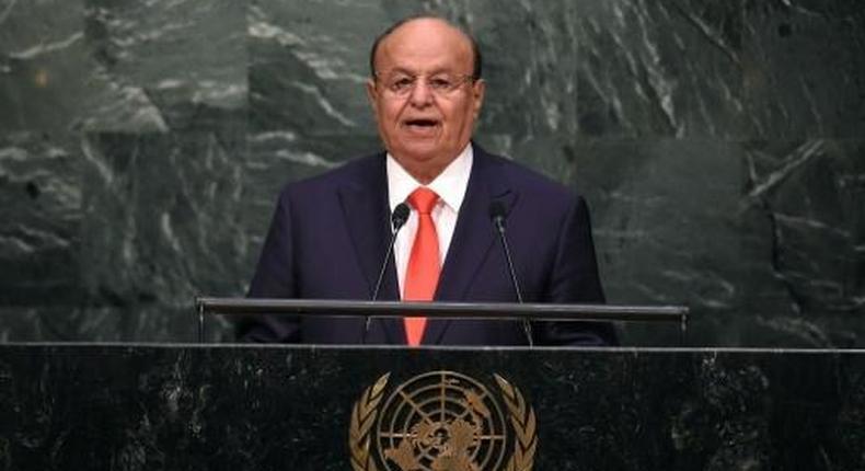 Yemen's exiled president lands in Aden - airport sources