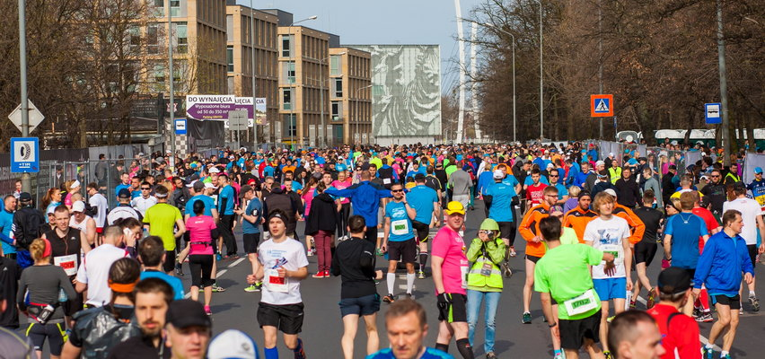 Biegacze opanują miasto. Półmaraton w Poznaniu już w niedzielę