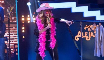 Joanna Opozda śpiewa z playbacku. Mamy nagranie