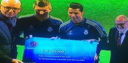 Piękny gest zawodników Realu! Przekazali pieniądze dla Czerwonego Krzyża! Ile?
