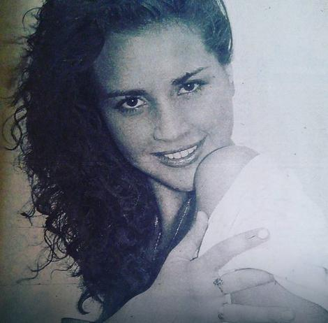 Maja Nikolić nekada
