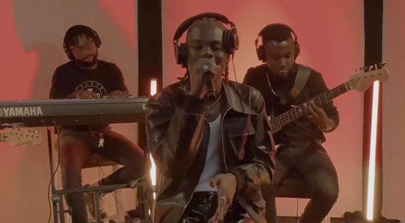 Rema performs 'Iron Man' on Jimmy Kimmel Live! [Video]
