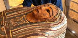 Niezwykłe odkrycie w Egipcie! Przeleżały w studni 2500 lat