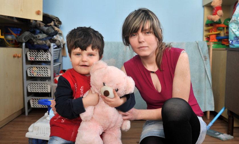 Strażniczki Miejskie uratowały chłopca przed zamarznięciem